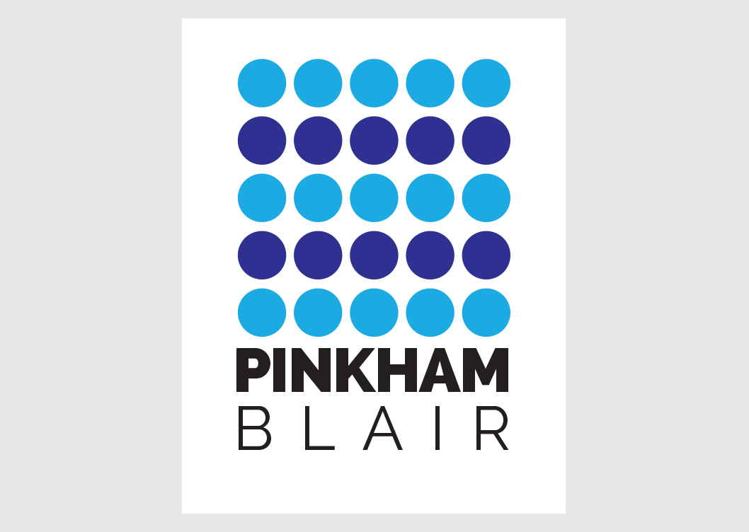 Pinkham Blair rebrand