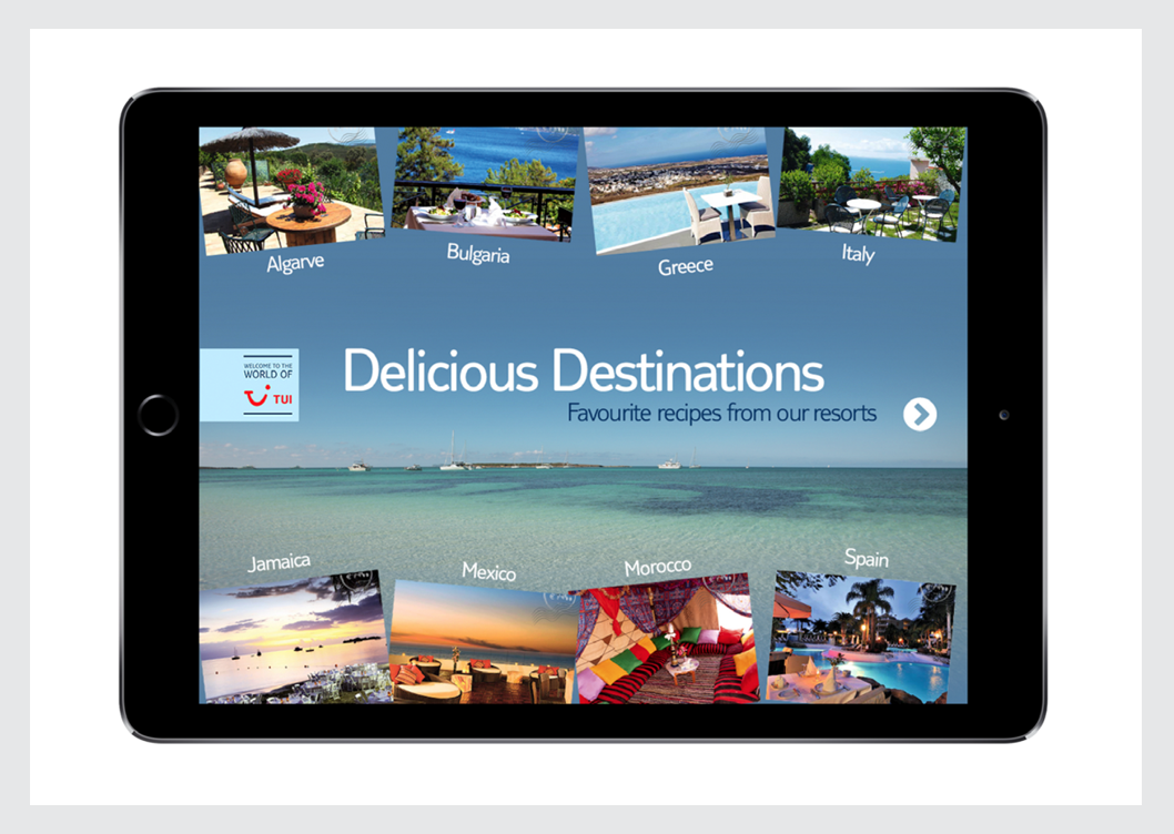 TUI iPad App