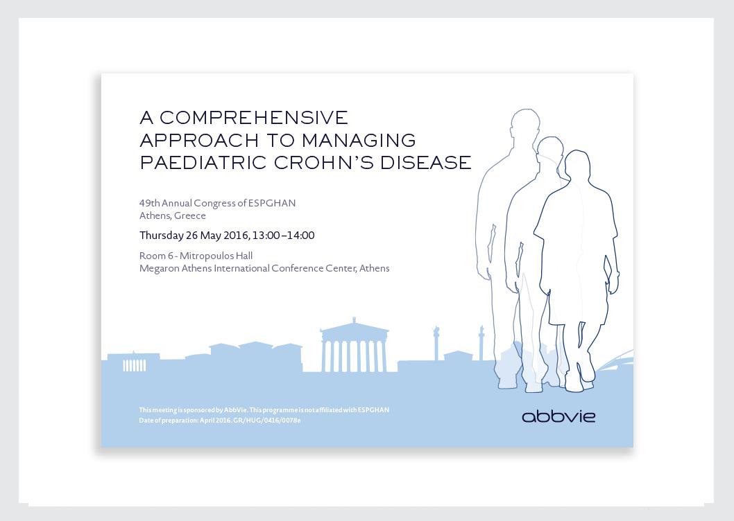Chrohn's Disease Campaign
