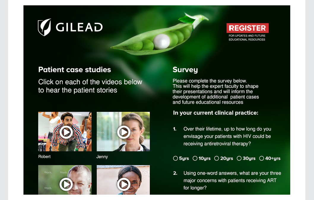 Gilead Delegate Survey